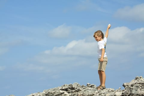 Throwing Rocks and Helping Clients Hit Meaningful Targets