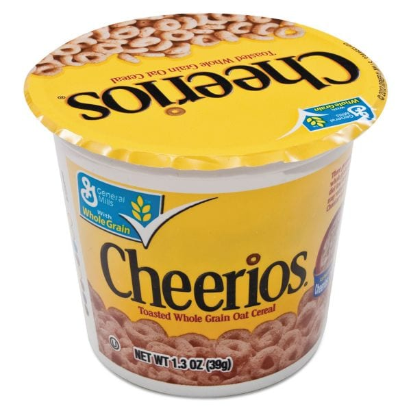 Cheerios Packaging Voice of the Client