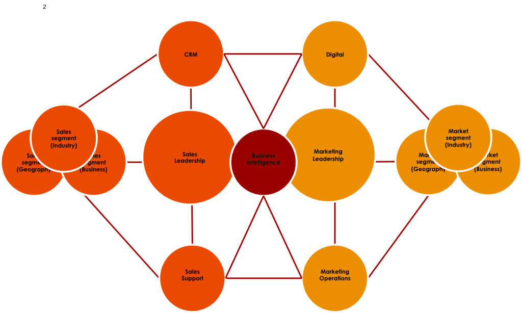 Bifurcated Decentralized Professional Services Marketing Structure