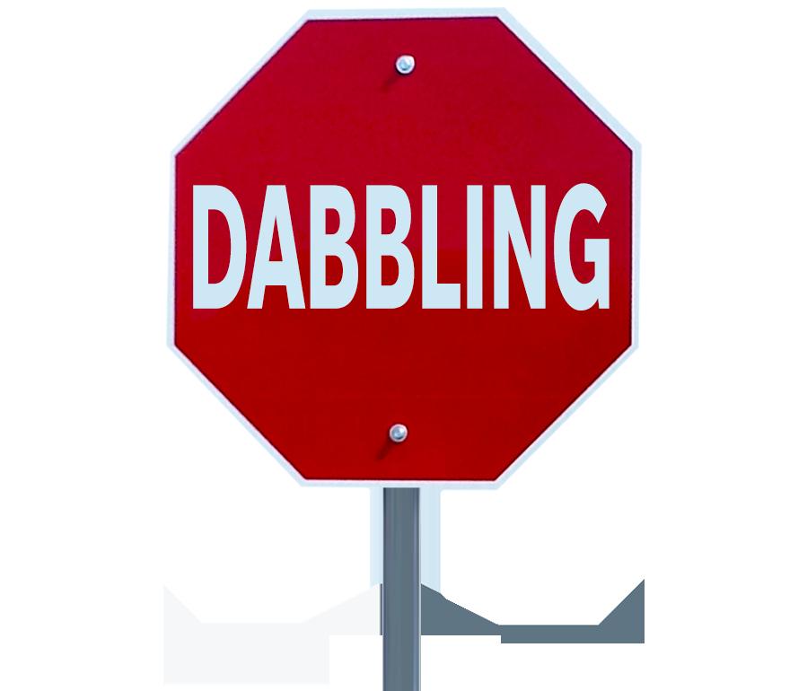 Stop Dabbling. Start Strategic Marketing.