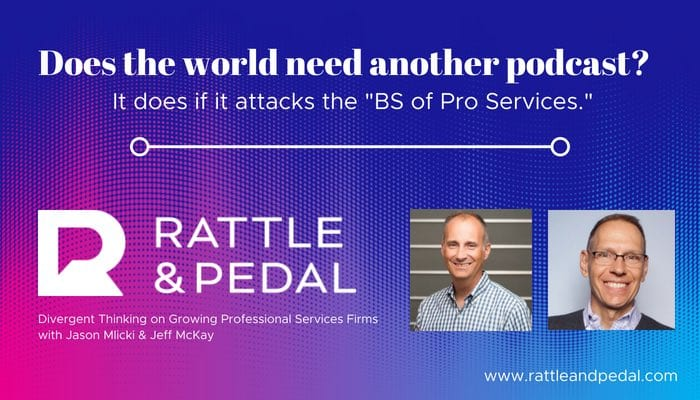 Rattle and Pedal podcast